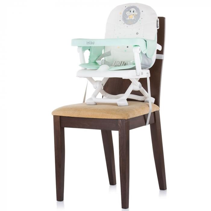 Inaltator scaun de masa Chipolino Lollipop Mint [4]