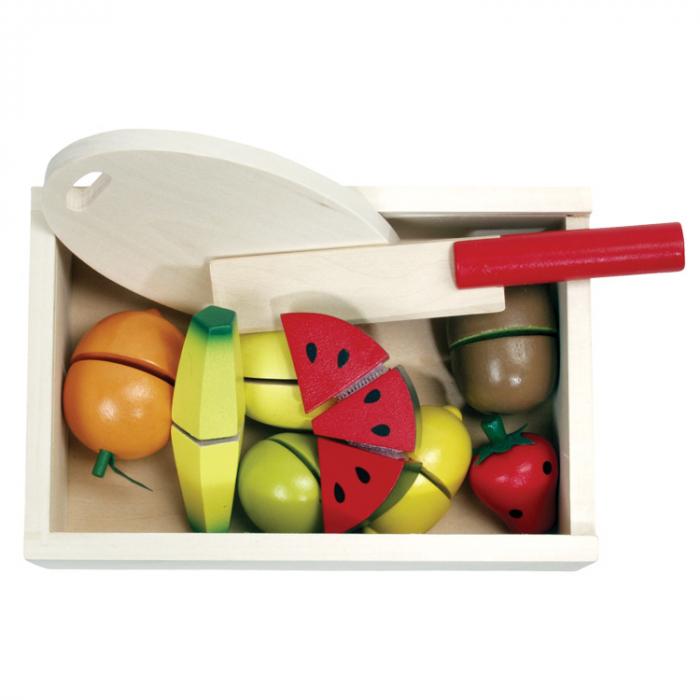 Jucarie fructe feliabile din lemn [0]