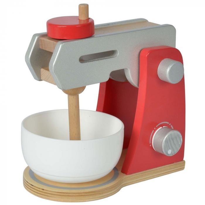 Jucarie mixer din lemn cu accesorii Eichhorn Food Mixer [1]