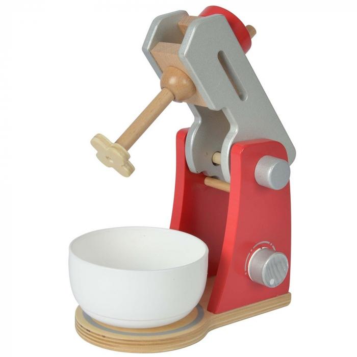 Jucarie mixer din lemn cu accesorii Eichhorn Food Mixer [2]