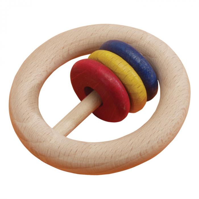 Jucarie zornaitoare din lemn [0]