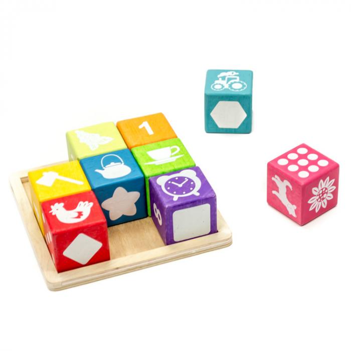 Cuburi Creative Baby Blocks [3]