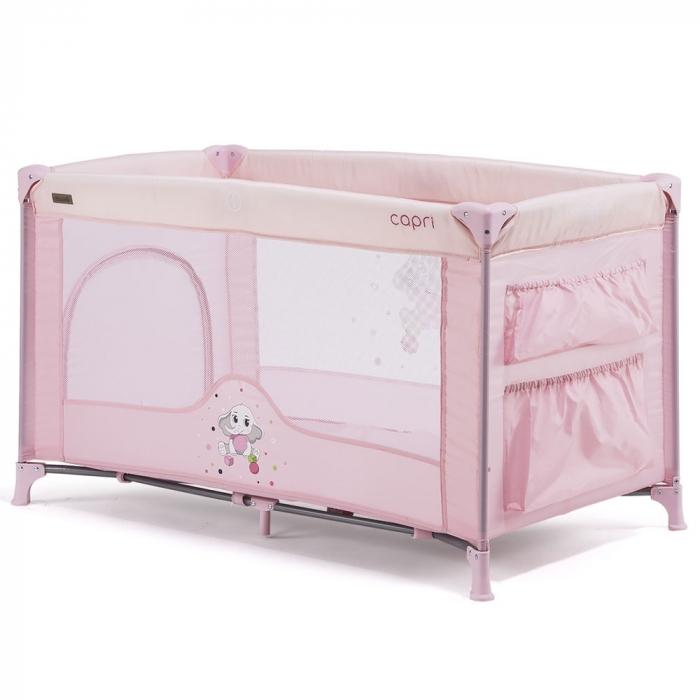 Patut pliabil Chipolino Capri peony pink [0]