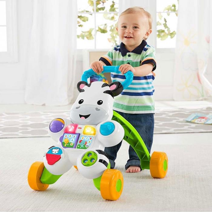 Premergator Fisher Price by Mattel Infant Zebra [3]