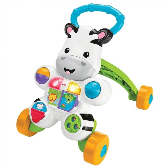 Premergator Fisher Price by Mattel Infant Zebra [0]