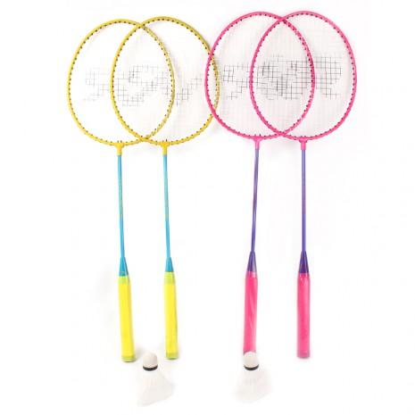 Set rachete badminton [2]