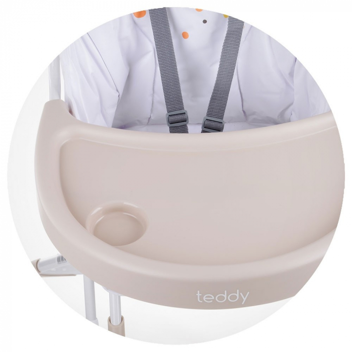 Scaun de masa Chipolino Teddy Latte [4]