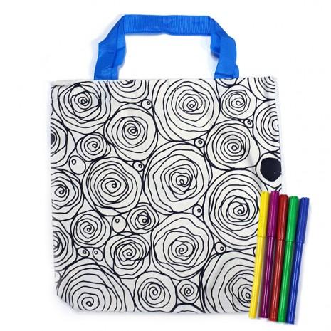 Set creativ sacosa pentru colorat [0]