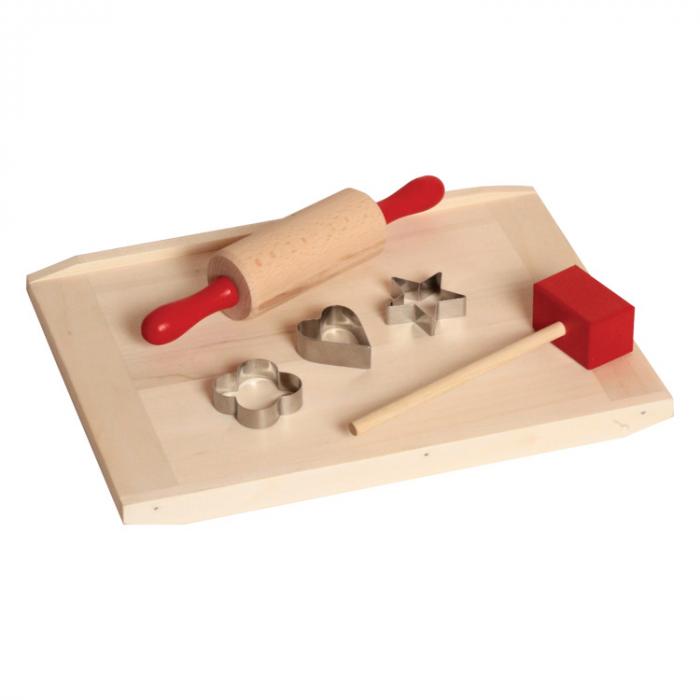 Set 6 accesorii pentru plastelina [0]