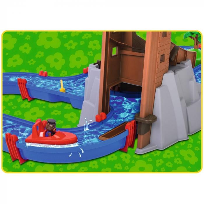 Set de joaca cu apa AquaPlay Adventure Land [13]