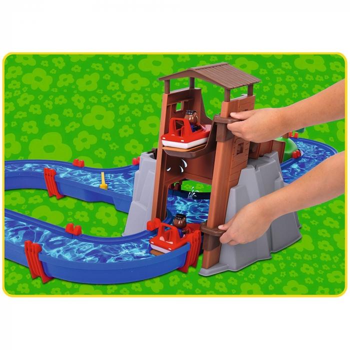 Set de joaca cu apa AquaPlay Adventure Land [14]