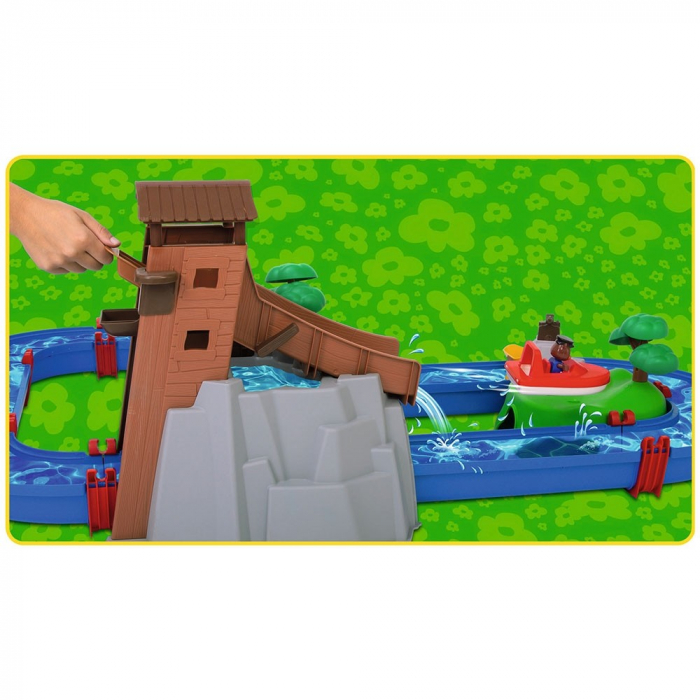 Set de joaca cu apa AquaPlay Adventure Land [15]