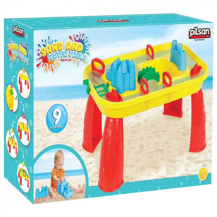Set de joaca Pilsan Water and Sand Table [1]