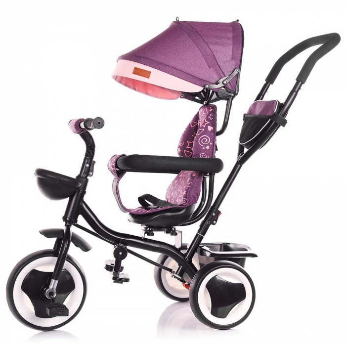 Tricicleta Chipolino Jazz Orchid [2]