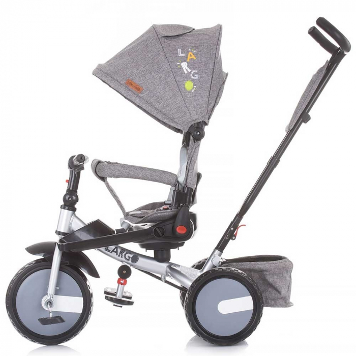 Tricicleta Chipolino Largo graphite [1]