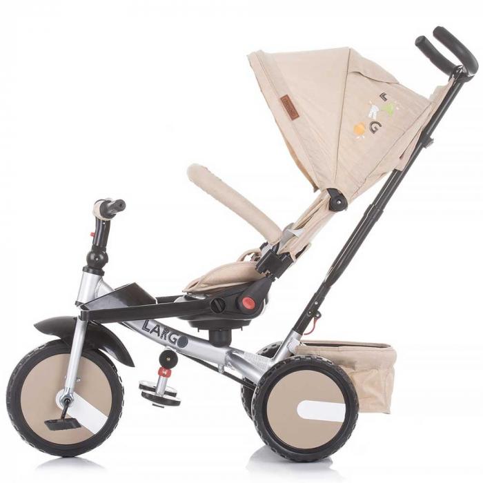 Tricicleta Chipolino Largo Mocca [3]