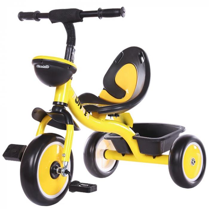 Tricicleta Chipolino Runner Yellow [0]
