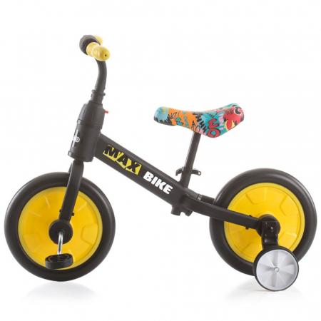 Bicicleta Chipolino Max Bike yellow [1]