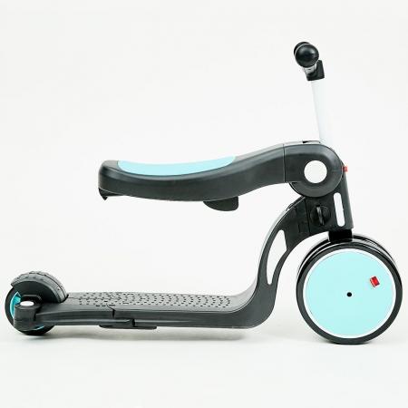Bicicleta, tricicleta si trotineta Chipolino All Ride 4 in 1 sky [2]