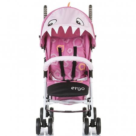 Carucior sport Chipolino Ergo pink baby dragon [2]