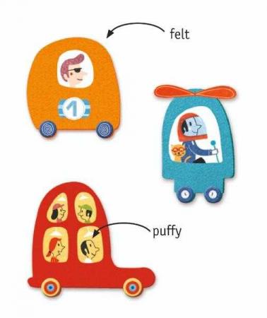 Colaje masini Djeco [1]