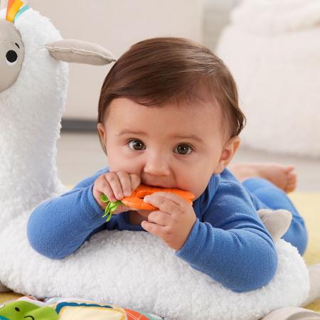 Covoras de joaca Fisher Price by Mattel Newborn Lama [4]
