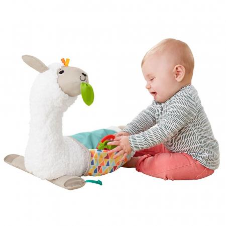 Covoras de joaca Fisher Price by Mattel Newborn Lama [2]