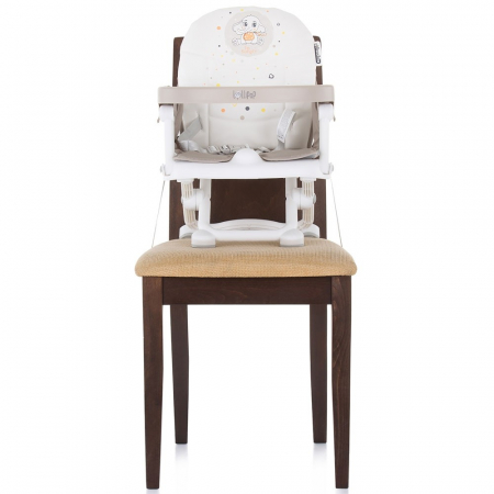 Inaltator scaun de masa Chipolino Lollipop Latte [6]
