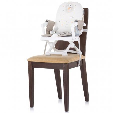 Inaltator scaun de masa Chipolino Lollipop Latte [5]