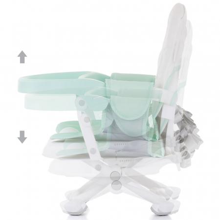 Inaltator scaun de masa Chipolino Lollipop Mint [3]