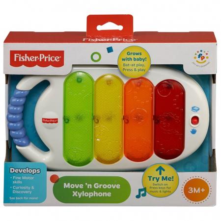 Jucarie Newborn Xilofon Fisher Price [4]