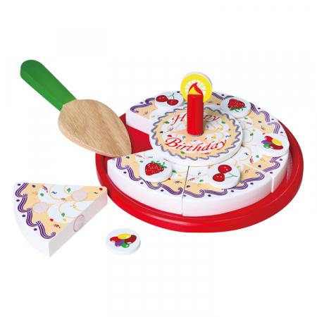 Jucarie pizza si tort din lemn [1]