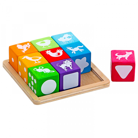 Cuburi Creative Baby Blocks [0]