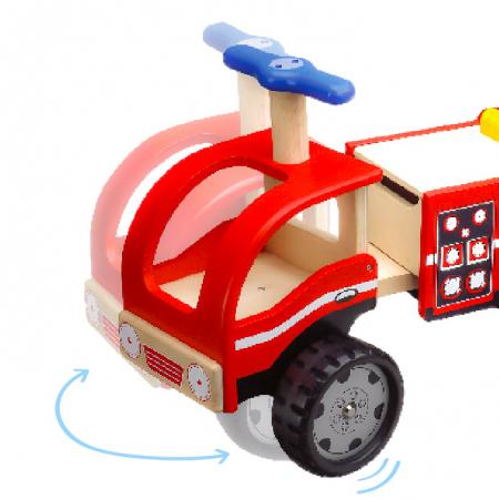 Masinuta de pompieri ride-on [2]