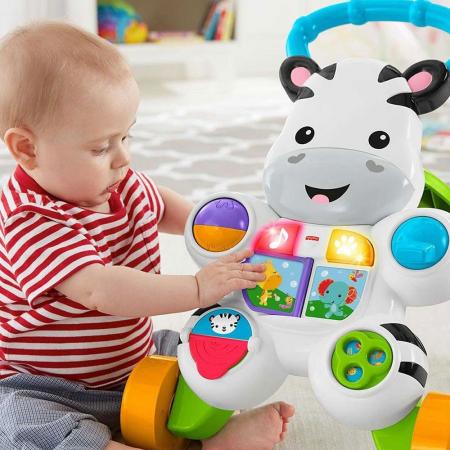 Premergator Fisher Price by Mattel Infant Zebra [2]