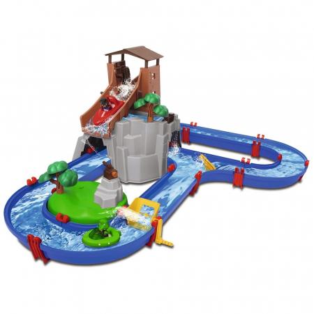 Set de joaca cu apa AquaPlay Adventure Land [1]