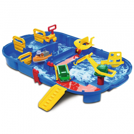 Set de joaca cu apa AquaPlay Lock Box [0]