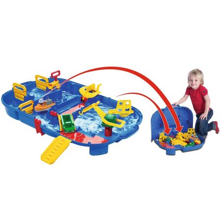 Set de joaca cu apa AquaPlay Lock Box [4]