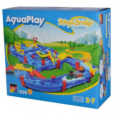 Set de joaca cu apa AquaPlay Mega Bridge [2]