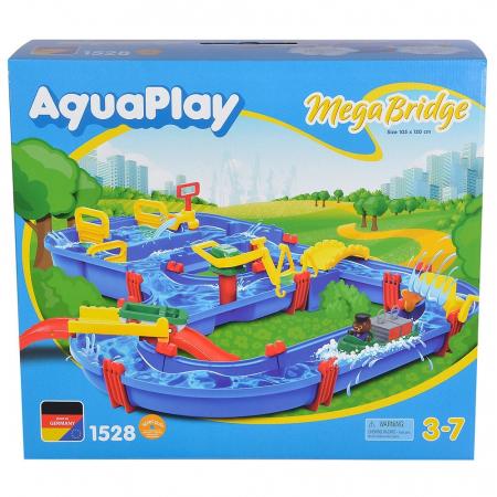 Set de joaca cu apa AquaPlay Mega Bridge [3]