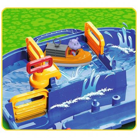 Set de joaca cu apa AquaPlay Mega Lock Box [10]