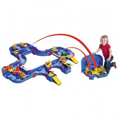 Set de joaca cu apa AquaPlay Mega Lock Box [7]