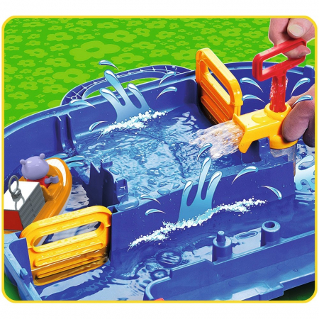 Set de joaca cu apa AquaPlay Mega Lock Box [12]