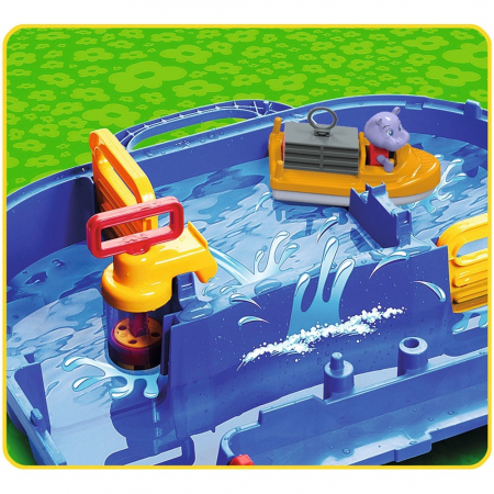 Set de joaca cu apa AquaPlay Mega Lock Box [13]