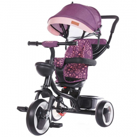 Tricicleta Chipolino Jazz Orchid [0]
