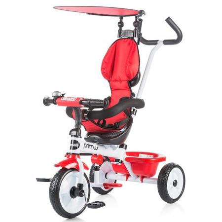 Tricicleta Chipolino Primus Red [0]
