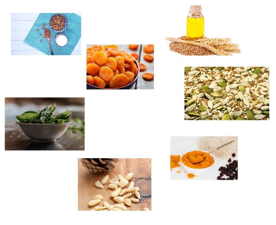 Ce alimente contin vitamina E?