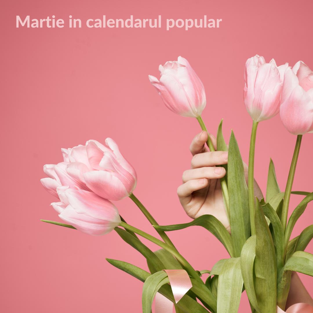 Luna Martie in calendarul popular
