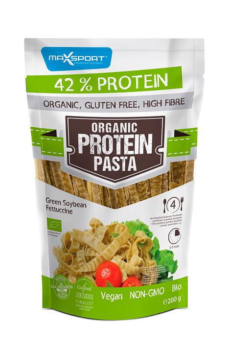 Paste Bio de soia verde cu continut ridicat de proteine