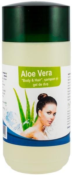 Aloe Vera gel dus  pentru par si corp, 200ml Medicura [0]